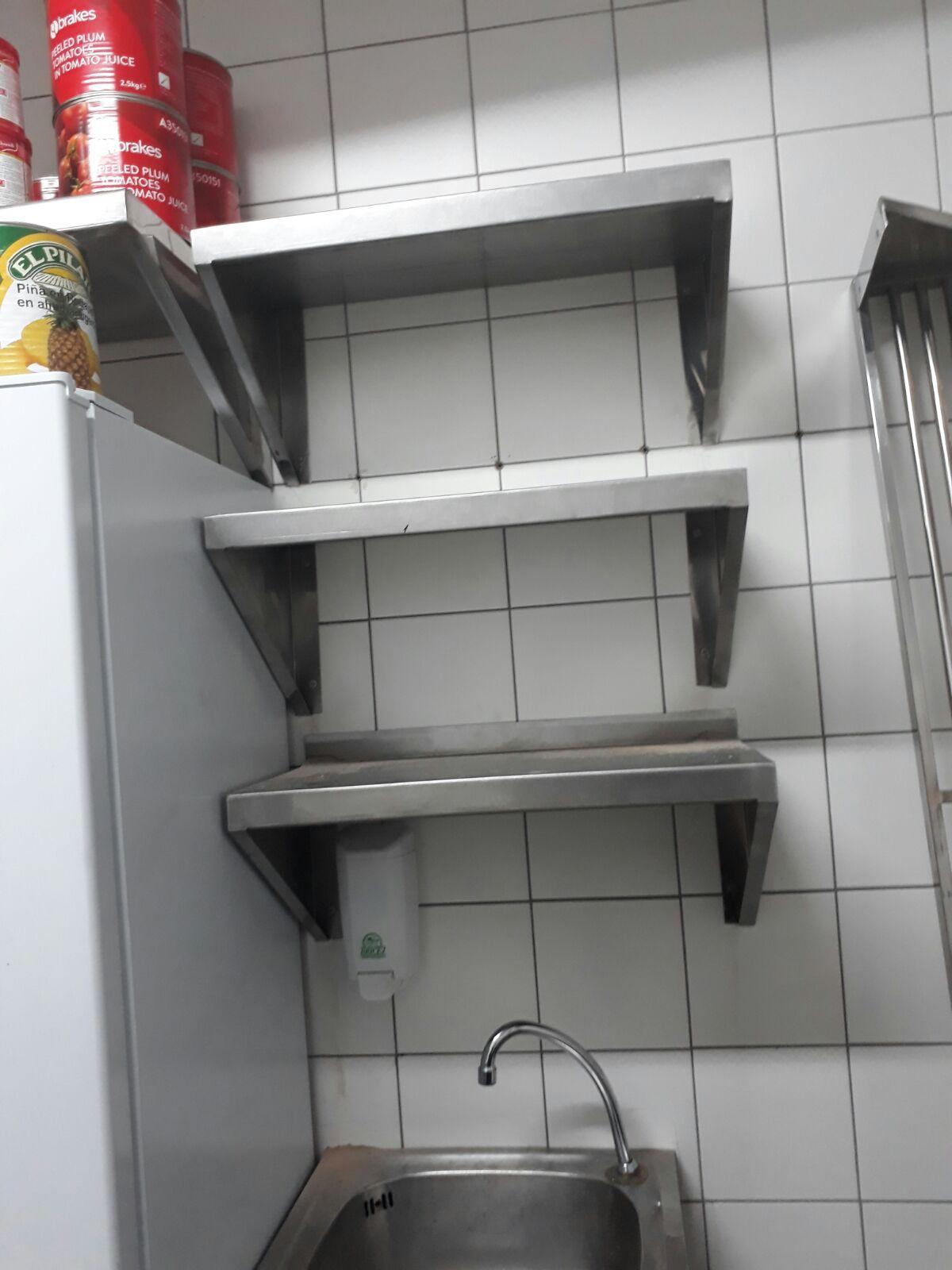 Cocinas 8 - Carpintería Metálica Correa