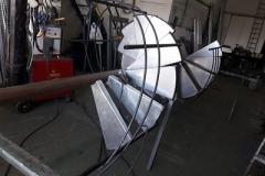 Escaleras de Caracol - Construcción 2