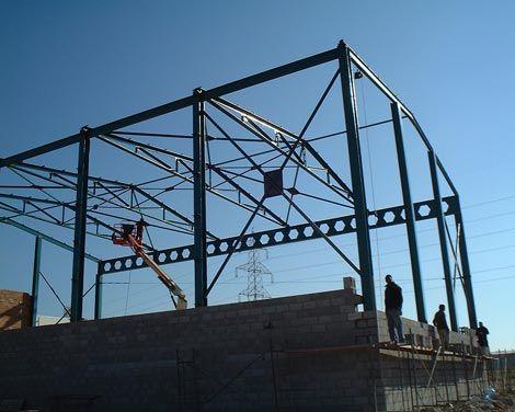 Estructuras metálicas 10