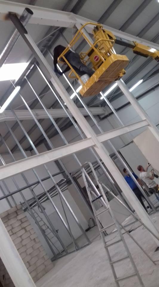 Estructuras metálicas - Carpintería metálica Correa