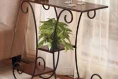 mesa en acero forjado 4