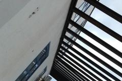Estructuras metálicas para Pérgolas