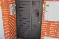 Puerta 2 Carpintería Metálica Correa