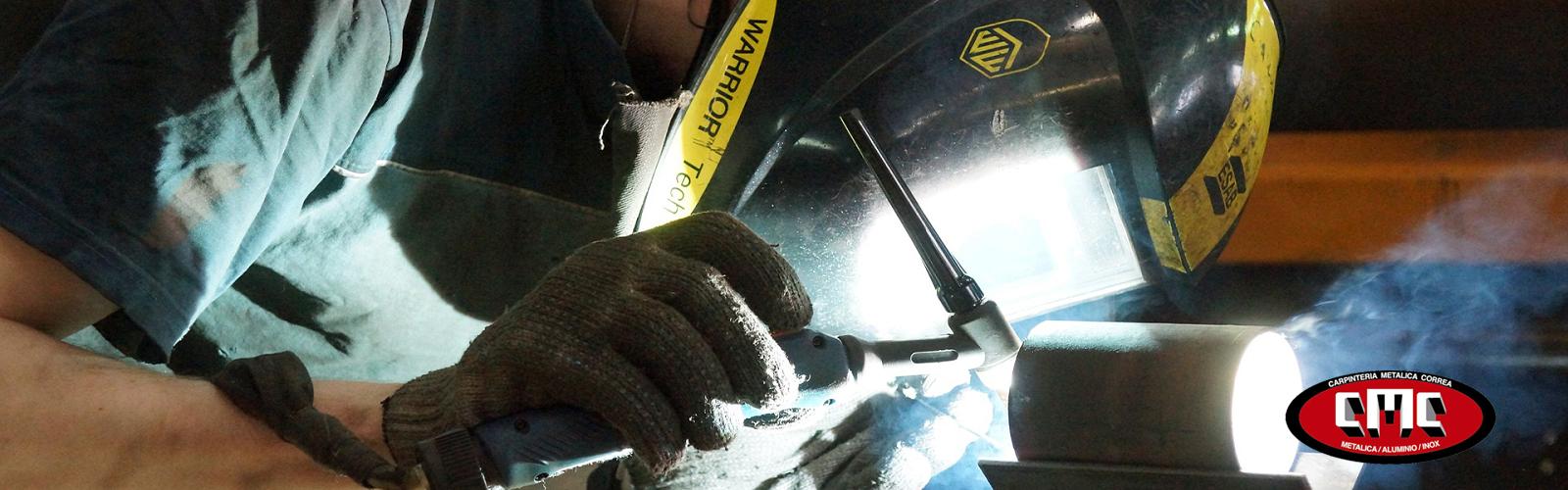 Trabajos en Acero - Carpintería Metálica Correa