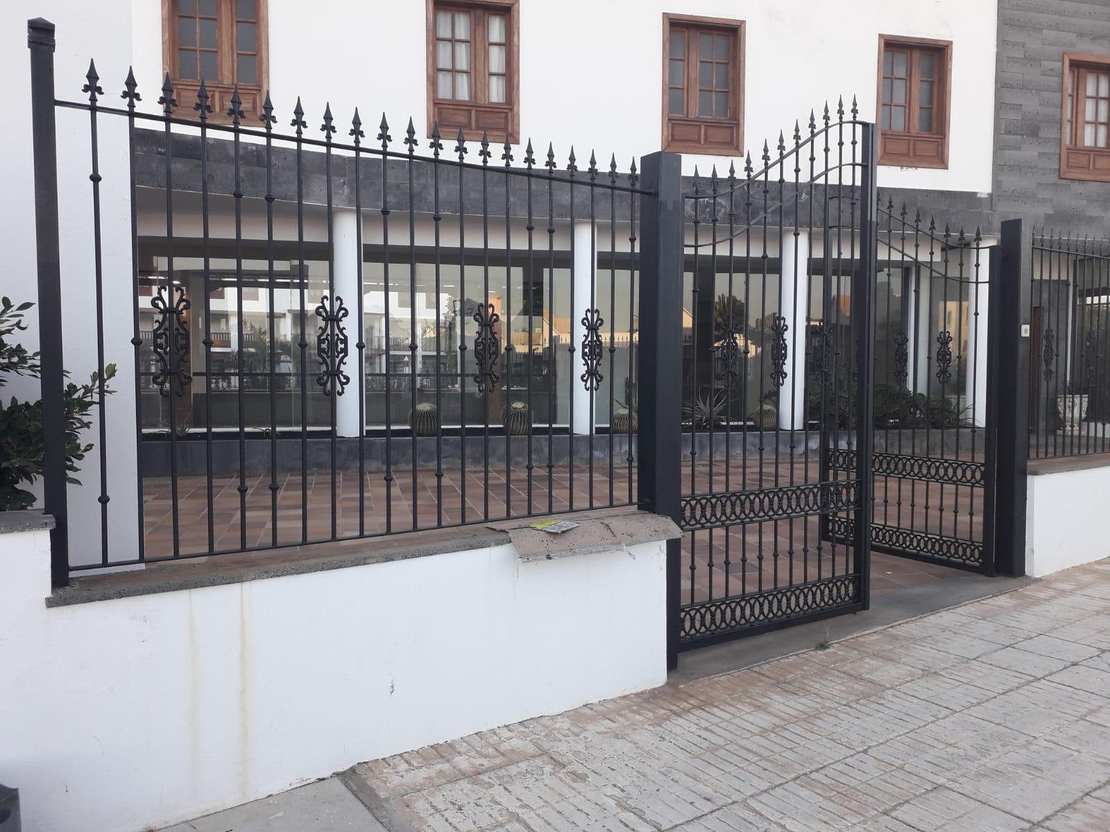 Trabajos en metal en Carpintería Metálica Correa