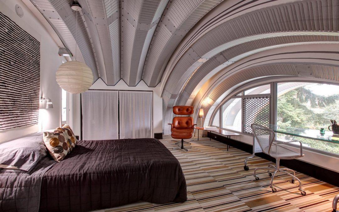 Decoración de Interiores con Metal Corrugado